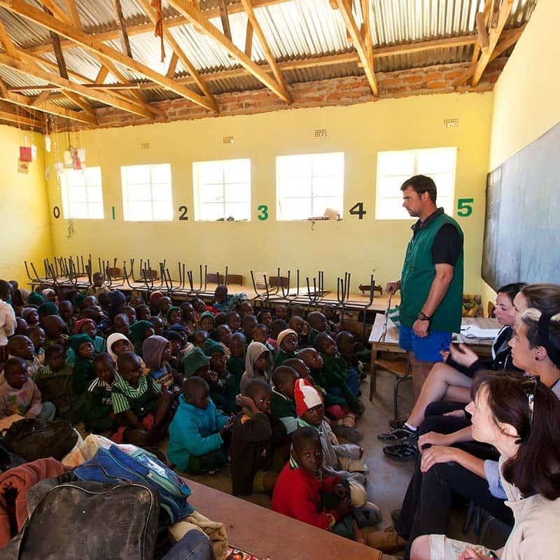 Imire Community Classroom
