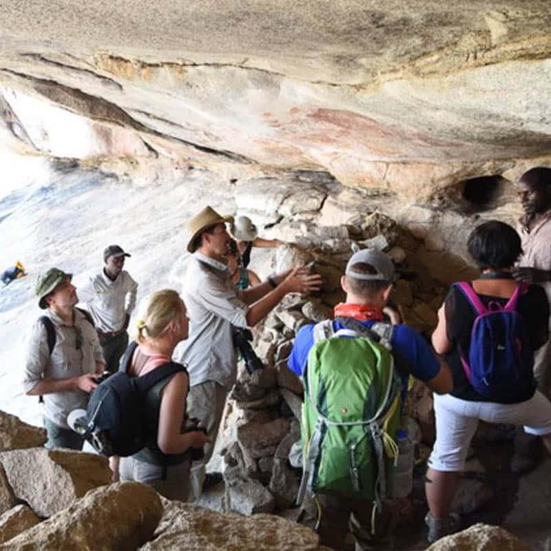 Imire-Makwe-Caves