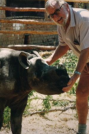 Imire Norman-Rhino-Imire