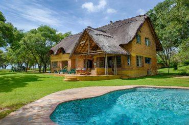 Imire Numwa House ExterioR