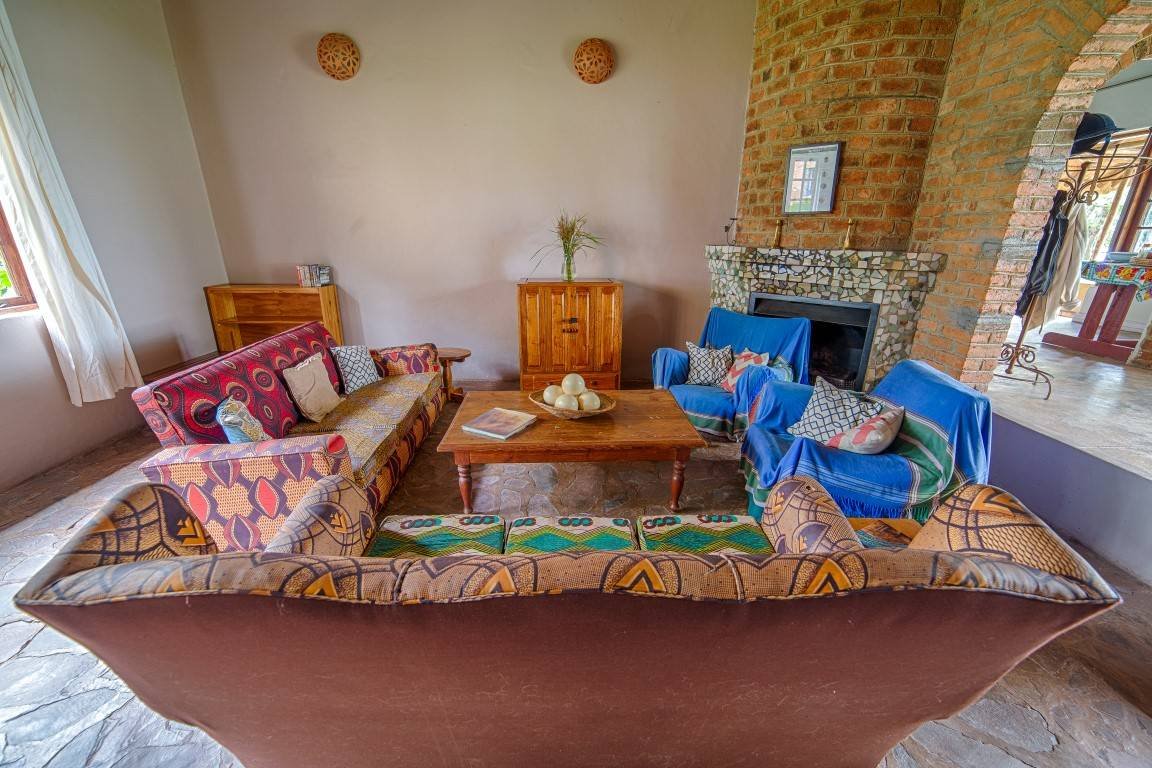 Imire Numwa House Interior Living Area
