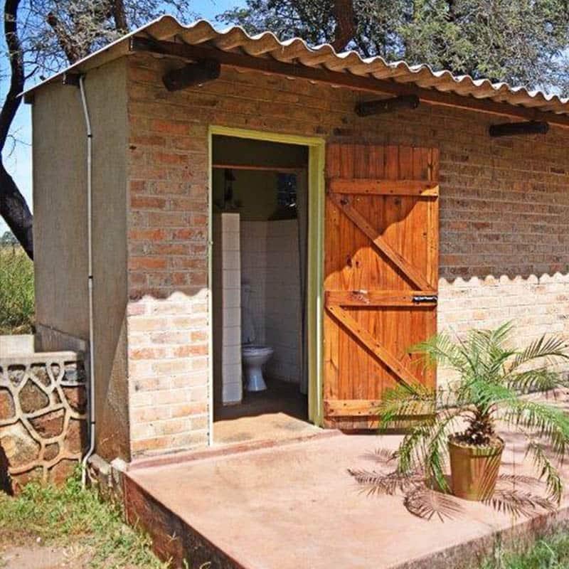 Imire Bushcamp Kids Toilet Block