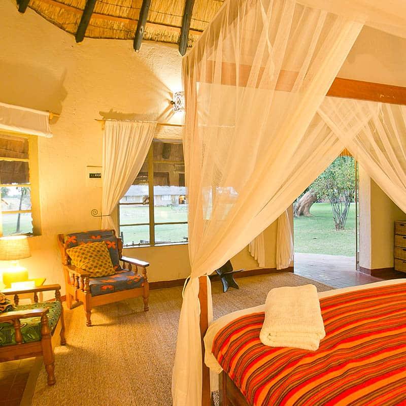 Imire Lodge Room