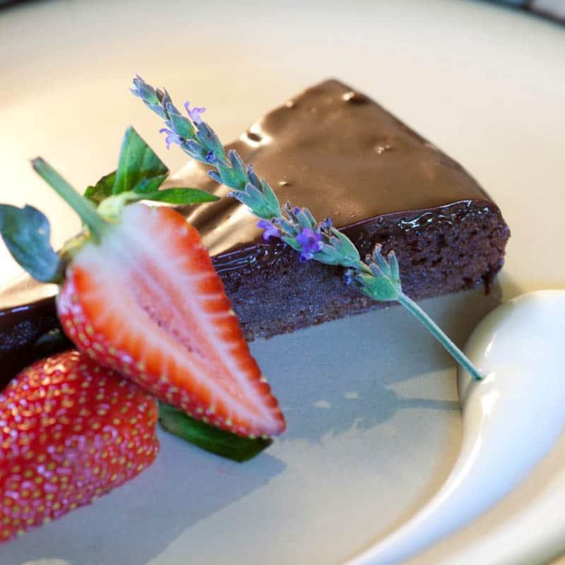 Imire Overnight Stay Dessert