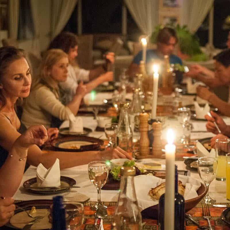Imire Overnight Stay Dinner