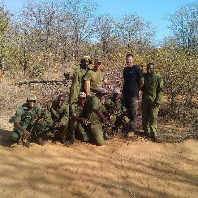Project Mvurwi Imire Game Reserve