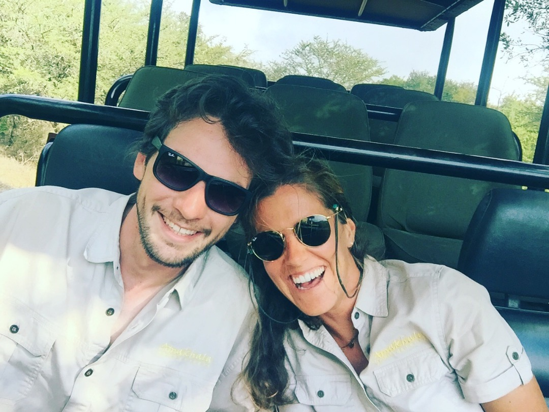 Sam and Vera People Of Imire Game Reserve