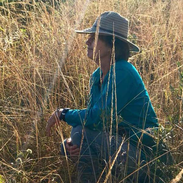 Judy Travers Imire Game Reserve