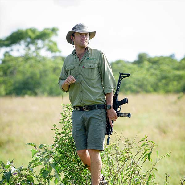 Reilly Travers People Of Imire Game Reserve