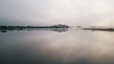 Castle Kopje in the mist