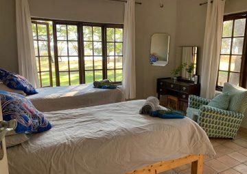 Imire Numwa House bedroom