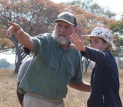 Dolf Sasseen Wildlife Course Leader